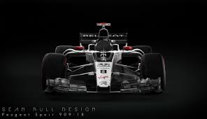 car one peugeot peugeot joining f1 could be a little something like this