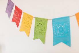 Mexican Party Flags Cricut Explore Cinco De Mayo Banner And Cupcake Flags