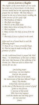 seven sorrows rosary 111 best seven sorrows rosary images on jesus