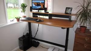 Computer Desk Stores Favorite Snapshot Of Large Black Office Desk Prodigious Desk Riser