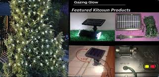 Solar Powered Landscape Lights Bright 2pcs Lot 100 Led Solar Lights Solar Powered