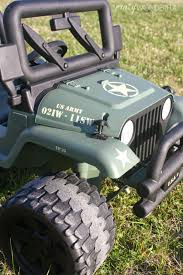 power wheels jeep barbie jeep makeover willy u0027s jeep crazy wonderful