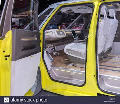 volkswagen concept van interior vw van interior stock photos u0026 vw van interior stock images alamy