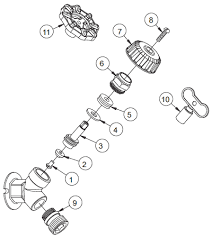 Woodford 17 Faucet Woodford Model 21 Repair Parts Diagrams