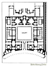 Roman Domus Floor Plan The House Of Augustus Images Of Ancient Plans Roman Houses At