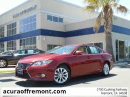 lexus of fremont used lexus for sale in fremont ca acura of fremont