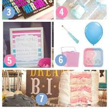 baby revealing ideas gender reveal party ideas for a baby shower catch my party