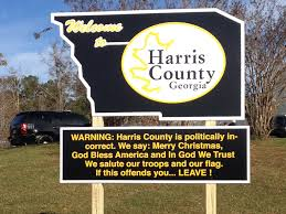 harris county sheriff has put up the most politically incorrect