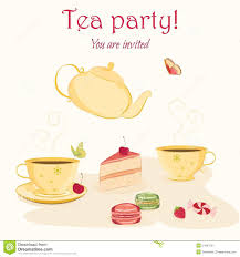 tea party invitation template u2013 gangcraft net