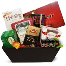 Gourmet Gift Basket Send Gourmet Gift Baskets To Moscow Gift And Flower Delivery In