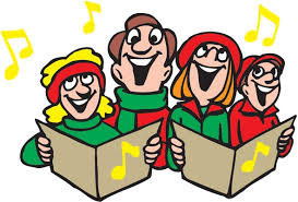 christmas carolers christmas carolers clipart free clip free clip
