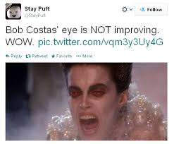 Bob Costas Meme - awesome red eyes meme bob costas pink eye memes image memes at