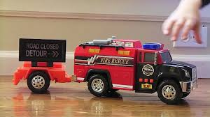 tonka fire truck funrise tonka roadway rigs fire rescue truck video dailymotion