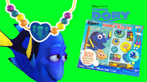 finding dory wooden bead set fun kids arts and crafts activity