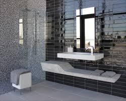 designer bathroom tile ditch the tub and get your large bathroom ideal tile of