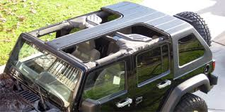 jeep wrangler 4 door top jku 4 door t top with rear oem windshield wiper for jeep
