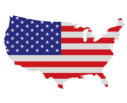 American Flag 1845 Usa