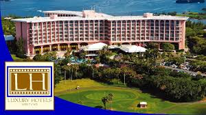 luxury hotels fairmont southampton bermuda youtube