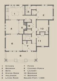 New Floor Plan New Old Bungalow Plan Two Floor Plan I Would Push 10 U0026 11 Out