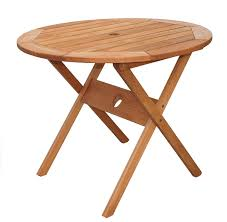Ethan Allen Bistro Table Amazon Com Amazonia Bistro Folding Eucalyptus Table Garden U0026 Outdoor