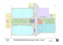 bradford floor plan floor plan town of bradford west gwillimbury leisure centre project