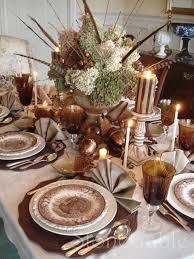 thanksgiving place setting thanksgiving tablescapes