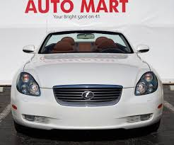 jm lexus pompano beach white lexus sc in florida for sale used cars on buysellsearch