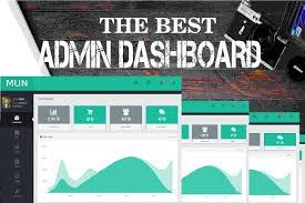 download mun u2013 creativemarket admin dashboard template