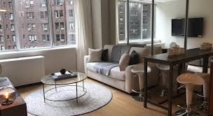 Modern Furniture In New York by Exquisite 2 Bedroom 2 Baths All Modern And High End Furniture