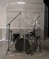 Ray Booth Designer Amazon Com Drum Booth Sound Room Drum Shields Or Drum Shield