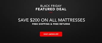 black friday mattress sales roundup