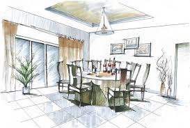 Room Sketch 14 Interior Design Sketches Living Room Hobbylobbys Info