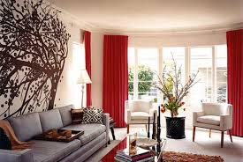 curtains cool black and red country curtains suitable red and