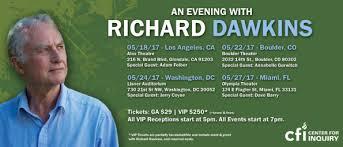 Richard Dawkins Meme Theory - my conversation with richard dawkins washington d c and your