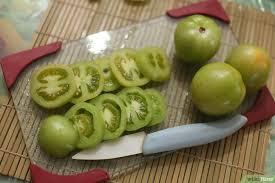 cuisiner tomates vertes comment faire frire des tomates vertes 17 é
