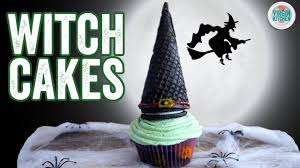 witch cupcake recipe youtube