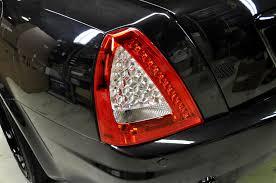2009 maserati granturismo interior led tail light pair 2009 2013 exterior quattroporte v