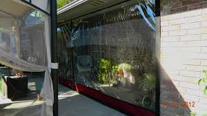 Clear Vinyl Patio Enclosures by Outdoor Plastic Covers For Screen Porch