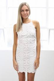 tyler lace dress ivory esther clothing australia and america