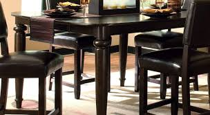 High End Dining Room Furniture Dining Room Tall Dining Room Chairs Praiseworthy Black Dining