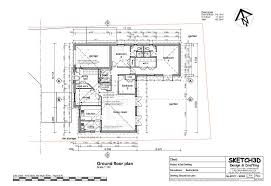 build a floor plan exle self build bungalow plans build to let
