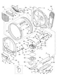 kenmore dryer parts kenmore residential dryer parts model