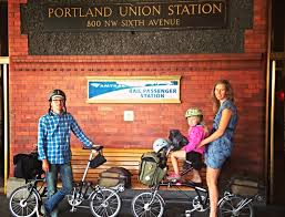 Bike Map Portland by Take Your Bike On Amtrak U2014 Bikabout