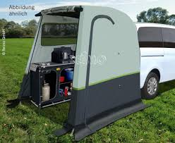 Motor Caravan Awnings Heckzelt Update Für Vito V Klasse 2015 200x195x208cm 936284