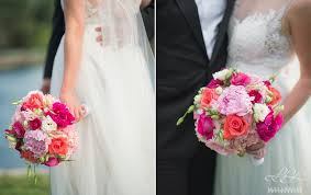 wedding flowers orlando pink bridal bouquet