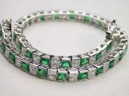 white topaz bracelet images Bracelet jpeg