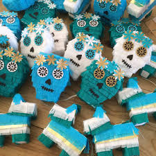 lula flora handmade modern mexican themed party supplies roasted