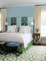 White Curtains With Blue Trim Decorating Decorating With Blue Walls