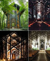 according to buzzfeed thorncrown chapel in eureka springs