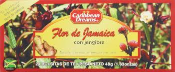 amazon com caribbean dreams cerasee tea 24 tea bags herbal